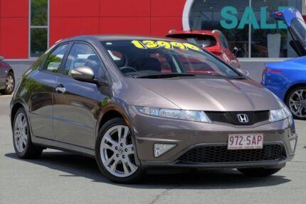 2011 Honda Civic 8th Gen MY11 SI Grey 5 Speed Automatic Hatchback