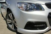 2014 Holden Commodore VF MY14 SV6 Silver 6 Speed Manual Sedan Kippa-ring Redcliffe Area Preview
