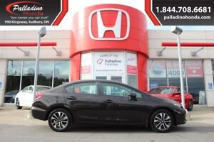 2013 Honda Civic Sdn EX - LOADED WITH GREAT FEATURES -