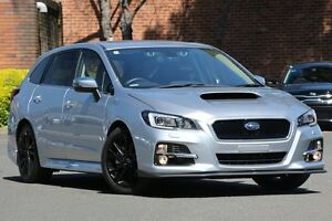 2016 Subaru Levorg MY17 2.0GT-S Silver Continuous Variable Wagon Zetland Inner Sydney Preview