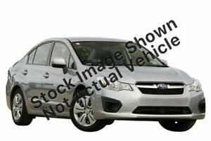 2012 Subaru Impreza G4 MY12 2.0i Lineartronic AWD Silver 6 Speed Constant Variable Sedan Pearce Woden Valley Preview