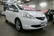 2008 Honda Jazz MY06 GLi Continuous Variable Hatchback Mordialloc Kingston Area Preview