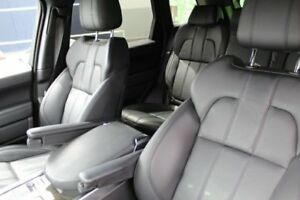 2016 Land Rover Range Rover Sport L494 16MY TdV6 CommandShift SE Firenze Red 8 Speed