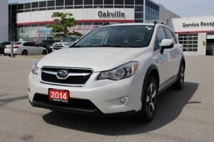 2014 Subaru XV Crosstrek Hybrid Touring w/Moonroof & Bluetooth