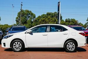 2016 Toyota Corolla ZRE172R Ascent S-CVT White 7 Speed Constant Variable Sedan Wangara Wanneroo Area Preview