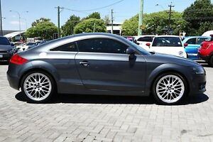 2008 Audi TT 8J S tronic Grey 6 Speed Sports Automatic Dual Clutch Coupe Osborne Park Stirling Area Preview