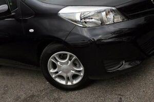 2012 Toyota Yaris Black Automatic Hatchback Keysborough Greater Dandenong Preview