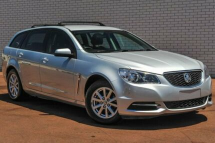 2014 Holden Commodore VF MY15 Evoke Sportwagon Silver 6 Speed Sports Automatic Wagon Bayswater Bayswater Area Preview