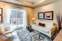 Executive stacked 4BDRM TH downtown