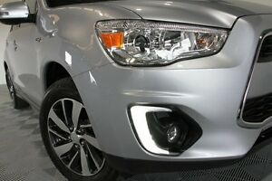 2014 Mitsubishi ASX XB MY15 LS (2WD) Silver Continuous Variable Wagon Coopers Plains Brisbane South West Preview