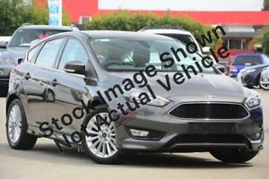 2016 Ford Focus LZ Sport Grey 6 Speed Automatic Hatchback Hillcrest Port Adelaide Area Preview