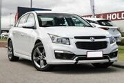 2016 Holden Cruze JH Series II MY16 SRI Z-Series White 6 Speed Sports Automatic Sedan East Rockingham Rockingham Area Preview