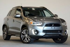 2016 Mitsubishi ASX XB MY15.5 LS (2WD) Silver Continuous Variable Wagon Coopers Plains Brisbane South West Preview