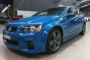 2012 Holden Commodore VE II MY12.5 SS Z Series Blue 6 Speed Manual Sedan Maryville Newcastle Area Preview