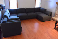 BRAND NEW EQ3 SECTIONAL.
