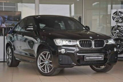 2015 BMW X4 F26 xDrive20d Coupe Steptronic Black 8 Speed Automatic Wagon Darra Brisbane South West Preview