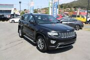 2013 Jeep Grand Cherokee WK MY2013 Laredo Black 5 Speed Sports Automatic Wagon Mount Gravatt Brisbane South East Preview