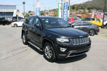 2013 Jeep Grand Cherokee WK MY2013 Laredo Black 5 Speed Sports Automatic Wagon