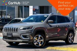 2019 Jeep Cherokee Limited|New Car|Backup_Cam|Heat.Frnt.Seats|Bl