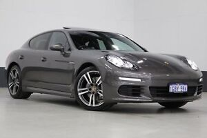 2013 Porsche Panamera 970 MY14 S Grey 7 Speed Auto Dual Clutch Coupe Bentley Canning Area Preview