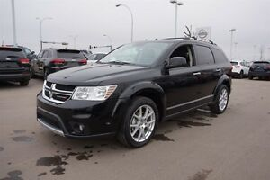 2015 Dodge Journey AWD R/T 7 PASSENGER Leather,  Heated Seats,