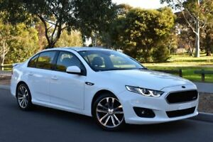 2016 Ford Falcon FG X XR6 White 6 Speed Sports Automatic Sedan St Marys Mitcham Area Preview