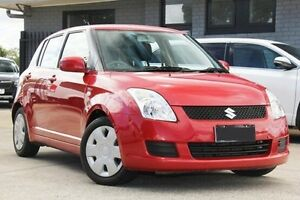 2007 Suzuki Swift RS415 Red 5 Speed Manual Hatchback Hillcrest Port Adelaide Area Preview