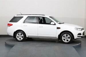 2011 Ford Territory SZ TX (RWD) White 6 Speed Automatic Wagon Smithfield Parramatta Area Preview