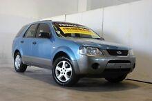 2006 Ford Territory SY TS (RWD) Blue 4 Speed Auto Seq Sportshift Wagon Underwood Logan Area Preview