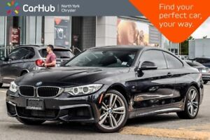 2014 BMW 4 Series 435i xDrive|M-Sport Pkg|H/K Audio|Nav|Backup_C