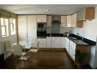 Newly refurbished/Brand new 2 bedroom flat with extra study room!