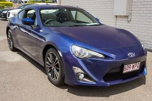 2015 Toyota 86 ZN6 GT Blue 6 Speed Sports Automatic Coupe Slacks Creek Logan Area Preview
