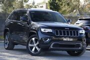 2014 Jeep Grand Cherokee Black West Gosford Gosford Area Preview