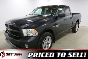 2017 Ram 1500 4WD QUADCAB EXPRESS Accident Free,