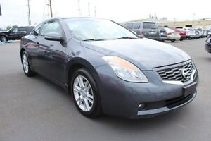 2008 Nissan Altima Sports Coupe 3.5L (270Hp) Leather