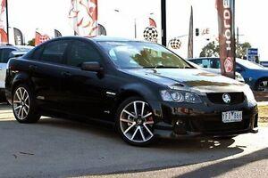2011 Holden Commodore Black Sports Automatic Sedan Cranbourne Casey Area Preview