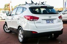 2012 Hyundai ix35 LM2 Elite AWD White 6 Speed Sports Automatic Wagon Wangara Wanneroo Area Preview