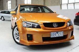 2009 Holden Commodore VE SV6 Orange Sports Automatic Sedan Knoxfield Knox Area Preview