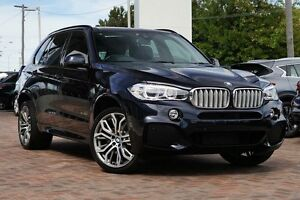 2014 BMW X5 F15 xDrive40d Black 8 Speed Sports Automatic Wagon Osborne Park Stirling Area Preview