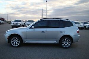 2007 BMW X3 with rare M package.