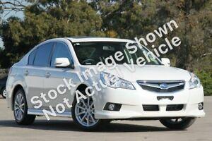 2010 Subaru Liberty B5 MY10 2.5i Lineartronic AWD Premium Red 6 Speed Constant Variable Sedan Port Macquarie Port Macquarie City Preview