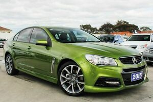 2015 Holden Commodore VF MY15 SS Green 6 Speed Sports Automatic Sedan Craigieburn Hume Area Preview