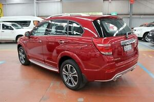2016 Holden Captiva CG MY16 LTZ AWD Burgundy 6 Speed Sports Automatic Wagon Maryville Newcastle Area Preview