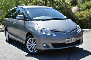 2014 Toyota Tarago GSR50R MY13 GLX Silver 6 Speed Sports Automatic Wagon St Marys Mitcham Area Preview