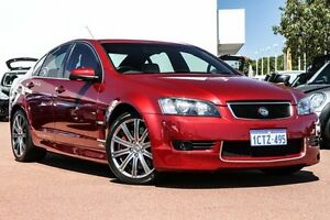 2008 Holden Special Vehicles Senator E Series Signature Red 6 Speed Sports Automatic Sedan East Rockingham Rockingham Area Preview