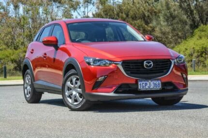 2018 Mazda CX-3 DK2W7A Neo SKYACTIV-Drive Red 6 Speed Sports Automatic Wagon Wilson Canning Area Preview