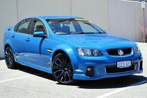 2012 Holden Commodore VE II MY12.5 SS Z Series Blue 6 Speed Manual Sedan Midland Swan Area Preview