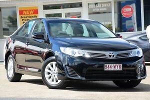 2014 Toyota Camry ASV50R Altise Black/Grey 6 Speed Sports Automatic Sedan Woolloongabba Brisbane South West Preview