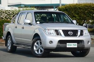 2012 Nissan Navara D40 S6 MY12 ST 4x2 Brilliant Silver 6 Speed Manual Utility Acacia Ridge Brisbane South West Preview