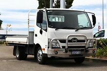 2011 Hino 300  White Welshpool Canning Area Preview